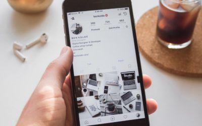 Ter ou não um feed organizado? Eis a questão